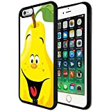 Fruit Series Iphone 6S/6 Funda, Cute Pear Iphone 6S/6 Phone Funda TPU Silicone Funda Funda Cover