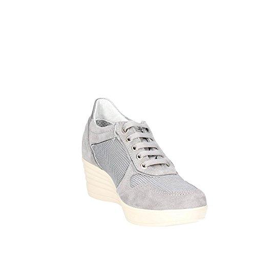 Keys 5225 Sneakers Bassa Donna Grigio