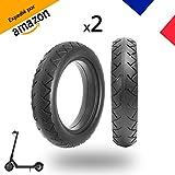 [MagicBike] 2 pneus plein Haute qualité anti crevaison pour Trotinette électrique...