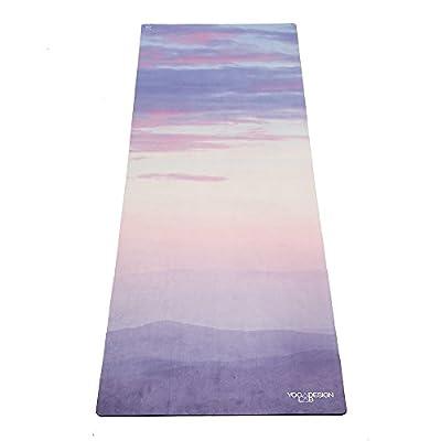 Die Combo Yoga Matte 1,5mm. Luxuriös, rutschfest und faltbar. Matte/Handtuch Designed beim Schwitzen besser zu Greifen. Waschmaschinenfest, umweltfreundlich. Ideal für Hot Yoga, Bikram, Ashtanga, Pilates