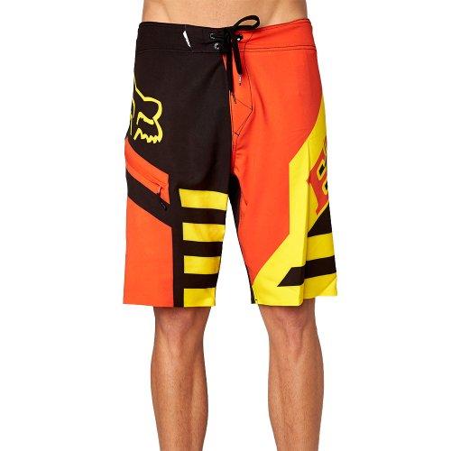 Fox - - Hymne Boardshorts Homme Orange Flame