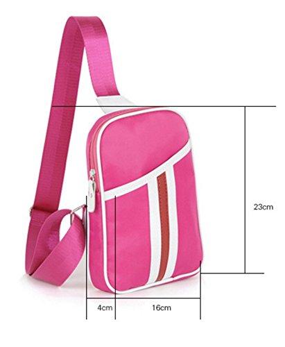 tendenza borsa Inghilterra/borsa a tracolla/pacco petto/sacchetto di spalla casuale verticale-E B