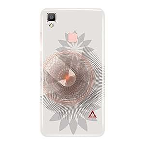 a AND b Designer Printed Back Case / Back Cover For Vivo V3Max (Vivo_V3M_3D_3495)
