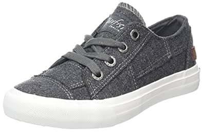 Blowfish Damen Mercado Sneaker, Beige (Oatmeal 237), 40 EU