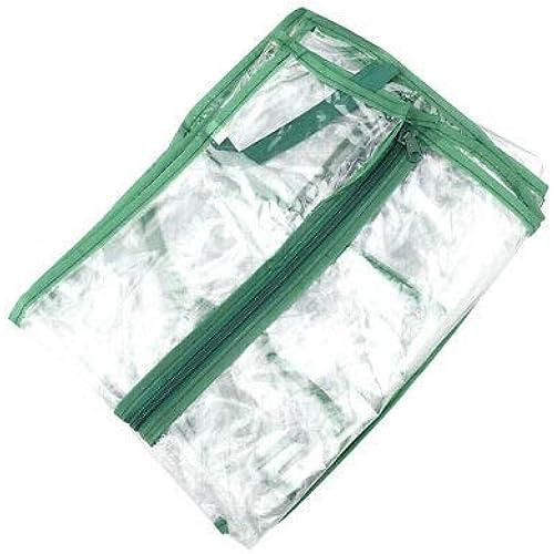 N.G.Niccolai Serre per Orto, Giardino o Terrazzo - Varie Misure - Telo Trasparente in PVC e Struttura in Metallo Verniciato (Telo Ricambio per NG04S04/6)