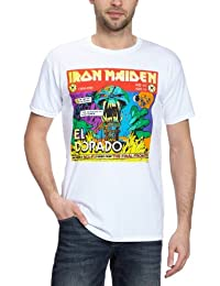 Collector's Mine Iron Maiden - T-shirt - Homme