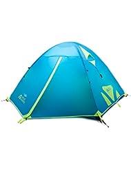 Outdoor Gear résistante aux intempéries Outdoor Camping Tente de ventilation 3personnes équipement de Cold Mountain 3Air Upgraded