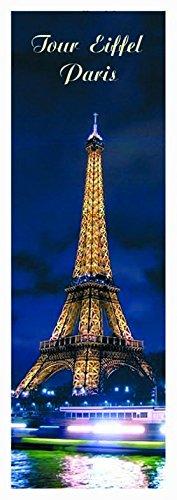 Magnet Eiffelturm Boot Fliege - 2015-kalender Boot