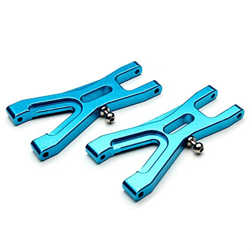 JVSISM Upgrade Metall Teile Vorder- und Hinter Achse für Wltoys A959 A969 A979 K929 Rc 1/18 Rc Auto, 3