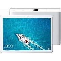 Tablette Tactile 10 Pouces TEENO Ecran 10.1 Tablet PC Android Doule SIM Double Caméras 1GB+16GB,Blanc