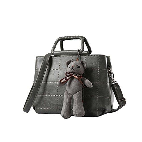 Emotionlin Damenmode Qualität sherrlichem Kunstleder Berühmtheits-Art-Stadtstreicherin-heiße verkaufende Handtasche (Frauen Piraten Heiße)