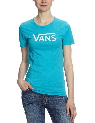 Vans - Allegiance Tee - T-Shirt - Femme bleu roi