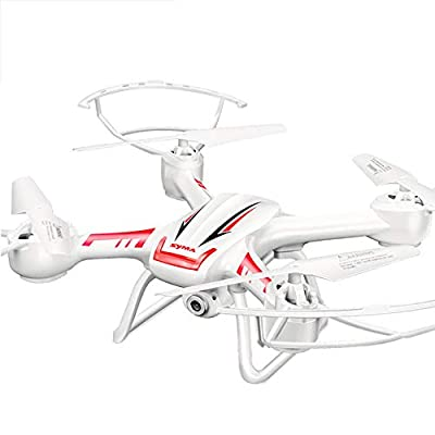 Drone Quadcopter HD Camera 2 Megapixels 360 Degree Flips RC Drone 4CH 6 Axis LED Night Light Two-way Intelligent ESC