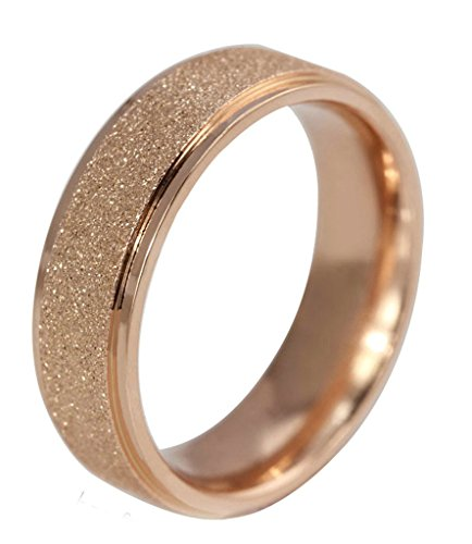 gnzoe-men-ring-engagement-ring-stainless-steel-ring-rose-gold-matte-ring-size-r-1-2
