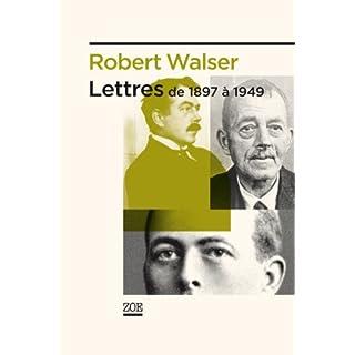 Lettres : De 1897 à 1949