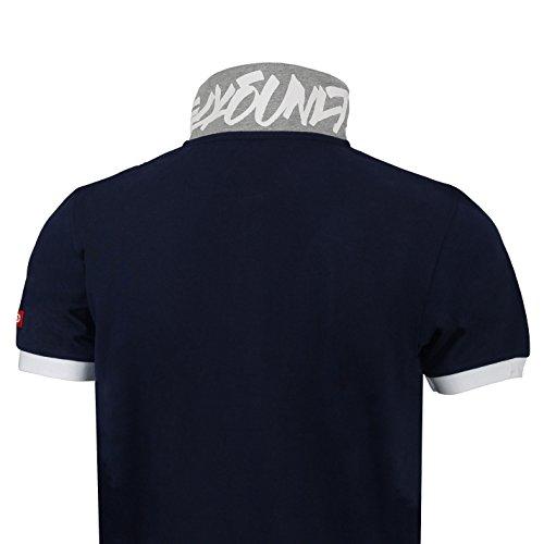 Ecko Herren Poloshirt * Blau