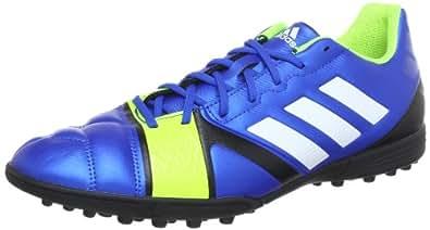 adidas Nitrocharge 3.0 Trx Tf, Chaussures de football homme - Bleu (Blue/White/Electricity), 40 EU