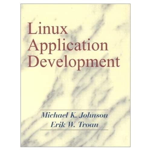 Linux Application Development by Michael K. Johnson (1998-04-20)