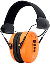 Arcea Evo 14 Cascos Electrónicos, Naranja, Talla Única