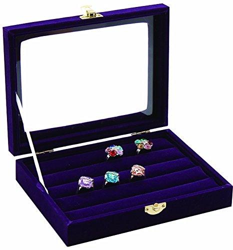 Schmuck Kasten Ring Box Ohrring Box Damen Schmuckschatulle