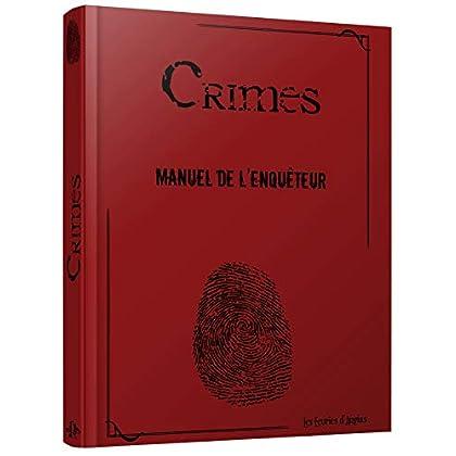 Crimes : Manuel de l'Enqueteur, dition Collector