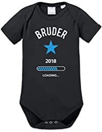 Bruder Loading 2018 Baby Strampler by Shirtcity