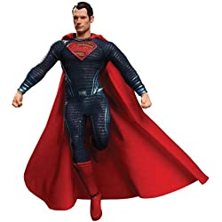 Batman v Superman Dawn of Justice Figura 1/12 Superman 15 cm