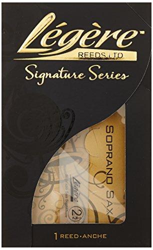 Legere SSG Saxo Sopran Signature Härtegrad 2½-unidad.