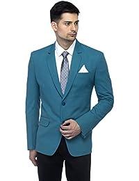FAVOROSKI Men's Blazers - Turkish Green