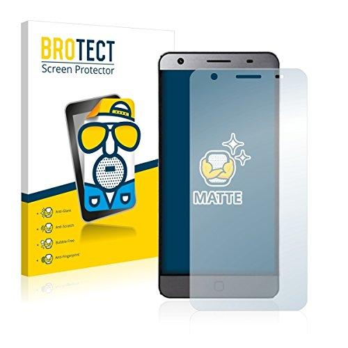2X BROTECT Matt Bildschirmschutz Schutzfolie für Elephone P7000 (matt - entspiegelt, Kratzfest, schmutzabweisend)
