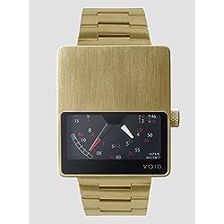 Void V02-GO/MG Unisex Retrograde Watch