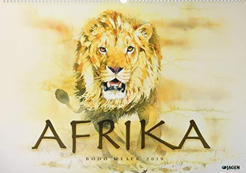 Bodo Meier Kalender 2019 - Afrika