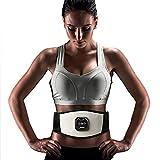 CSFM Cintura Dimagrante Massaggio Fascia Snellente Vibrante, Manuale e Automatico Migliora la Circolazione Sanguigna per Recuperare Body Shaper