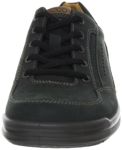 ECCO Ecco Remote Aztec, Chaussures basses homme Schwarz (BLACK/WALNUT 57751)