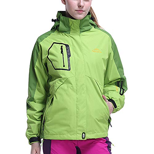 WWricotta Women's Fleece Liner Outdoor Plus Size Hoodie Two Piece Set Sport Assault Coat -