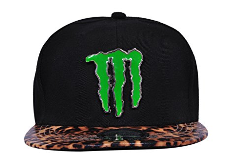 Cravers Monster Snapback Cap  available at amazon for Rs.599