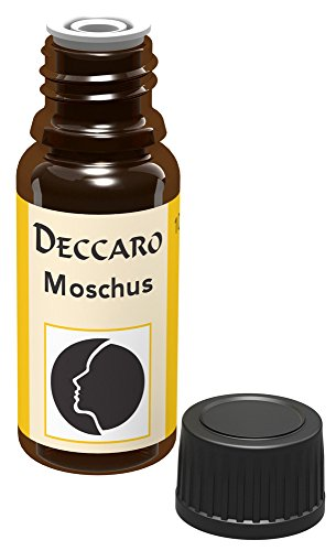 DECCARO Aceite aromático 'almizcle', 10 ml (aceite de perfume)