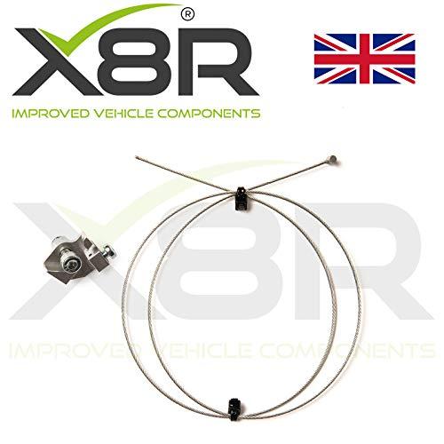S-Max Galaxy Handbremshebel Entriegelungsknopf Parkbremse Kabel
