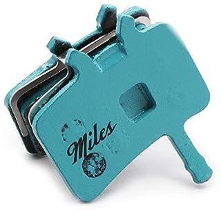 Miles Racing ® Fahrrad Scheiben-Bremsbeläge semi-metallisch für Avid Juicy 3 5 7   Carbon   Ultimate 7   BB7
