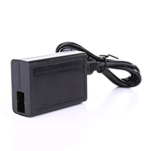 PS Vita 1st Generation Playstation Vita Replacement Charger/Mains Adaptor & USB Data Cable