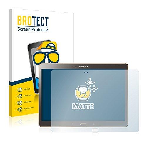 2x BROTECT Matte Displayschutzfolie für Samsung Galaxy Tab S 10.5 SM-T805 Schutzfolie Matt, Antireflex Folie