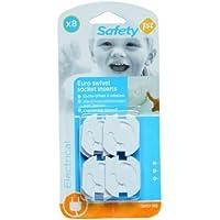 Safety 1st 39051 - Sistema de seguridad para enchufes