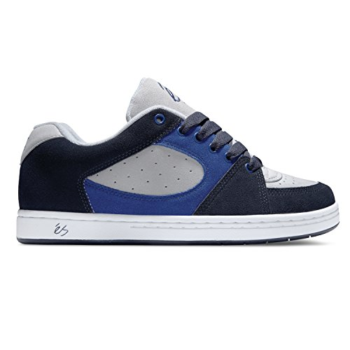 Es shoes - Accel og black - Chaussures skateboard Navy/Blue/Grey