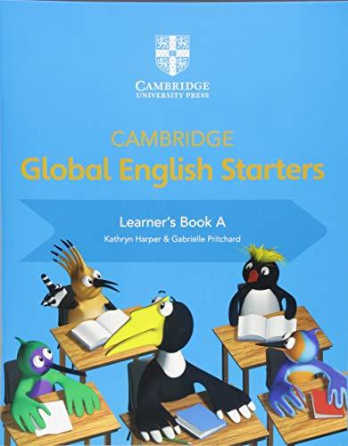 Cambridge global English. Starters. Learners book. Per la Scuola elementare