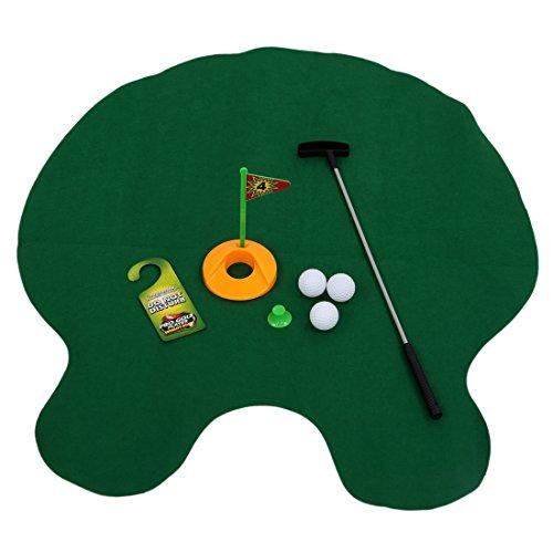 Minigolf Jouet - TOOGOO(R)Mini Golf Pour Toilettes