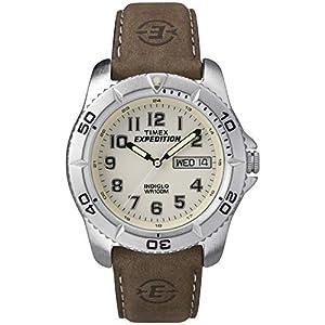 Timex Expedition T46681 – Reloj de Cuarzo para Hombres, Correa de