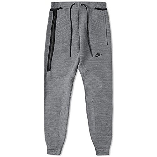 Nike Libero Tech Knit Pant – Herren Hose XL Gris/Negro (COOL GREY/DARK GREY/BLACK)