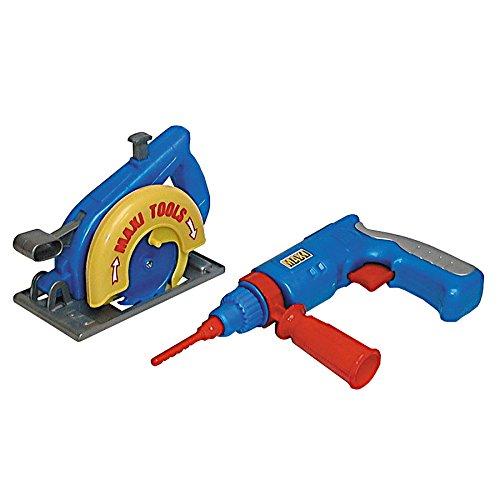 Preisvergleich Produktbild Werkzeugset III: Kreissäge/Bohrmaschine
