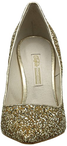 Buffalo 11646-263 Star Glace, Ballerines femme Or (Gold 78)
