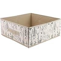 Preisvergleich für Nlj-YMS Aufbewahrungsbox Aus Baumwolle Aufbewahrungsbox Beige 45cmX15cm